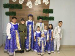Инклюзивный спутник-коллектив народного ансамбля татарской песни «Ялкын» на фестивале творчества «Блуждающие звёзды»