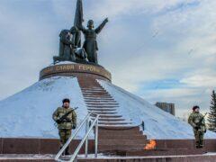 76 лет со Дня  полного освобождения Ленинграда от фашисткой блокады