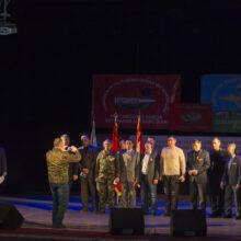 Торжественное мероприятие, посвященное 31-годовщине вывода советских войск из Афганистана